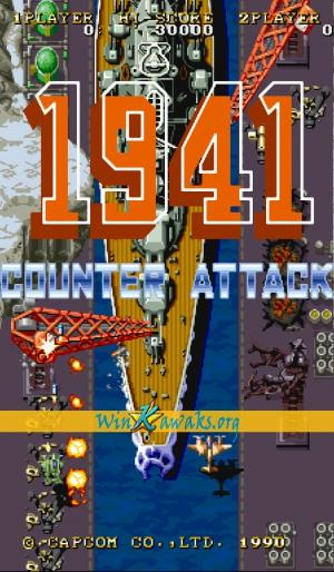 WinKawaks » Roms » 1941 - Counter Attack (World 900227) - The