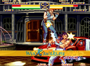 Art of Fighting 2 (set 2) Screenshot
