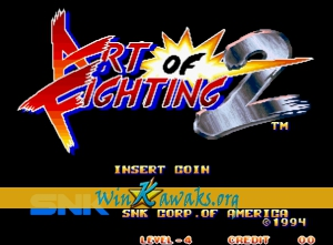 Art of Fighting 2 (set 2)