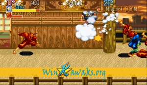 Captain Commando (Japan 910928) Screenshot