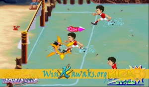 Capcom Sports Club (Japan 970722) Screenshot