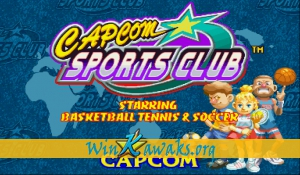 Capcom Sports Club (Japan 970722)