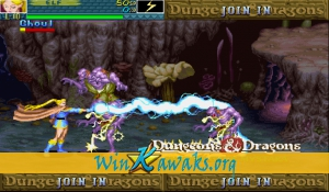 Dungeons and Dragons: Shadow over Mystara (Asia 960619) Screenshot
