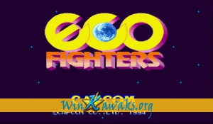 Eco Fighters (Asia 931203)