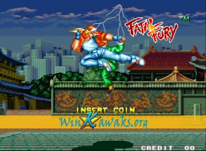 Fatal Fury: King of Fighters Screenshot