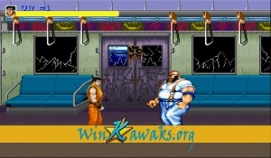 Final Fight (World set 1) Screenshot