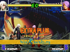 The King of Fighters 10th Anniversary Extra Plus (hack) Screenshot