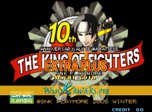 The King of Fighters 10th Anniversary Extra Plus (hack)