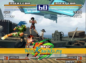The King of Fighters 2003 (dedicated PCB) Screenshot