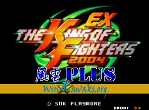 The King of Fighters 2004 EX Ultra Plus (hack)