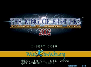 The King of Fighters 2002 (bootleg)