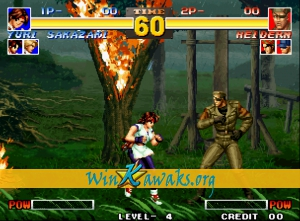 The King of Fighters '95 (alt) Screenshot