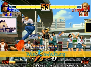 The King of Fighters '96 Screenshot