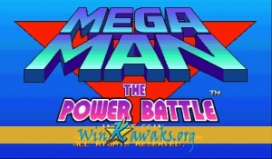 Mega Man - The Power Battle (CPS1, Asia 951006)