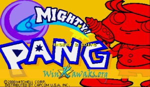 Mighty! Pang (US 001010)