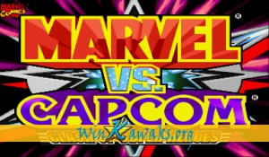 Marvel Vs. Capcom: Clash of Super Heroes (Hispanic 980123)