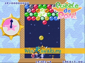 Puzzle de Pon Screenshot