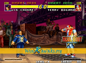 Real Bout Fatal Fury Screenshot