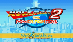 Rockman 2: The Power Fighters (Japan 960708)