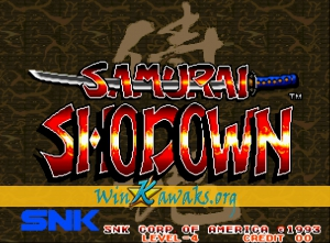 Samurai Shodown (alternate set)