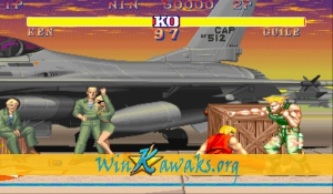 Street Fighter II' - Champion Edition (Japan 920803) Screenshot