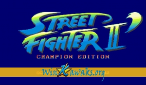 Street Fighter II' - Champion Edition (Japan 920803)