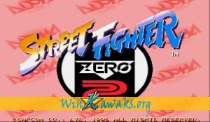 WinKawaks » Roms » Street Fighter Zero 2 Alpha (Asia 960826) - The
