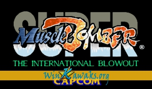 Super Muscle Bomber: The International Blowout (Japan 940808)